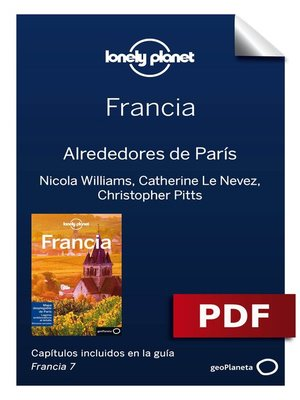 cover image of Francia 7. Alrededores de París