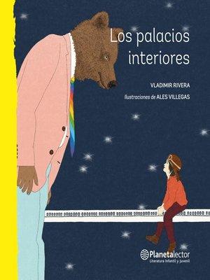 cover image of Los palacios interiores