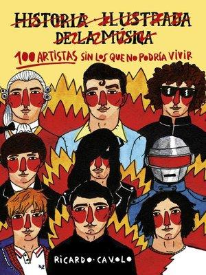 cover image of 100 artistas sin los que no podría vivir