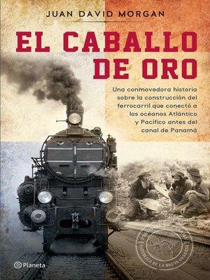 cover image of El caballo de oro