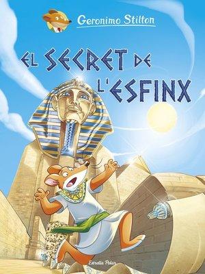 cover image of El secret de l'Esfinx
