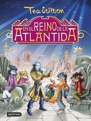 cover image of En el reino de la Atlántida