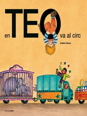 cover image of En Teo va al circ