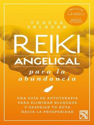 cover image of Reiki angelical para la abundancia
