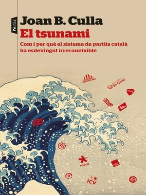 cover image of El tsunami