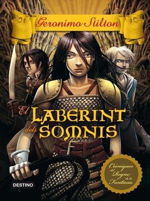 cover image of El laberint dels somnis