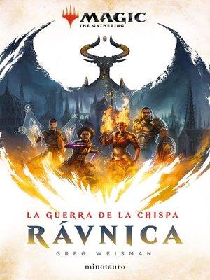 cover image of Magic. La Guerra de la Chispa