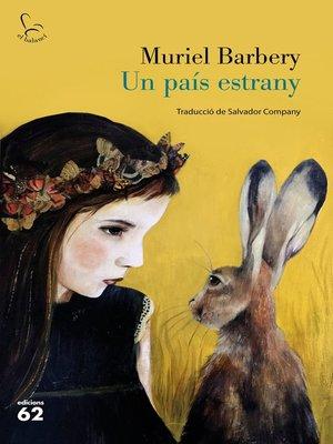 cover image of Un país estrany