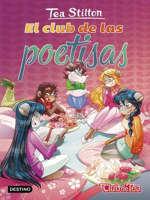 cover image of El club de las poetisas
