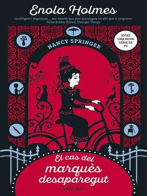 cover image of El cas del marquès desaparegut