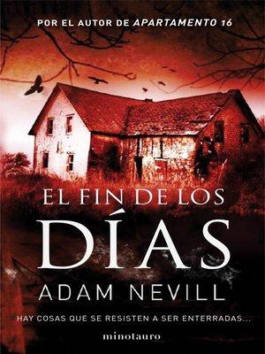 cover image of El fin de los días