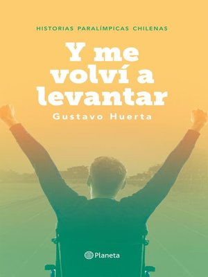 cover image of Y me volví a levantar