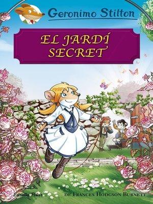 cover image of El jardí secret