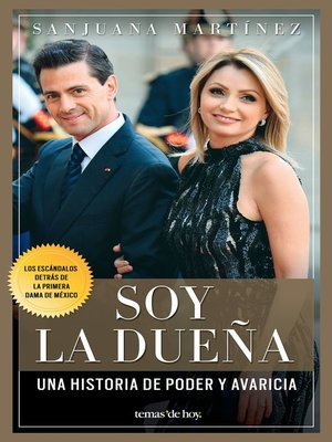 cover image of Soy la dueña