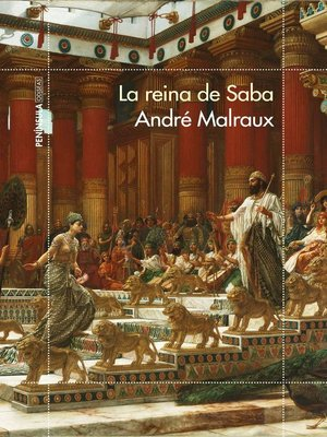 cover image of La reina de Saba