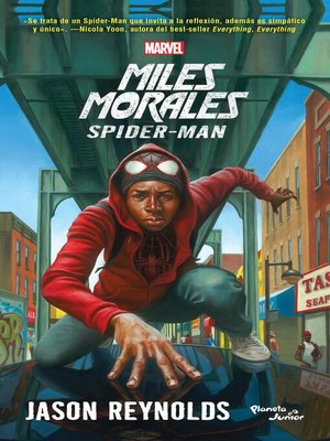 cover image of Spider-Man. Miles Morales