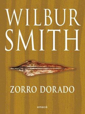 cover image of Zorro dorado