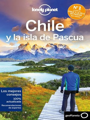 cover image of Chile y la isla de Pascua 6