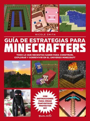 cover image of Guía de estrategias para minecrafters