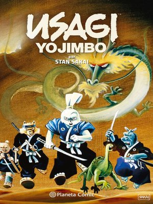 cover image of Usagi Yojimbo