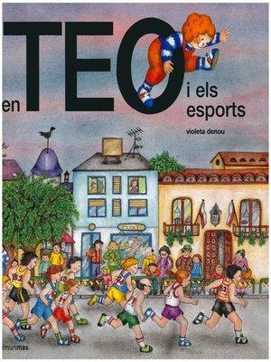 cover image of En Teo i els esports