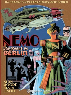 cover image of The League of Extraordinary Gentlemen Nemo Rosas de Berlín