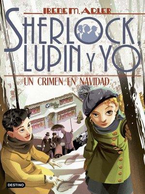 cover image of Un crimen en Navidad