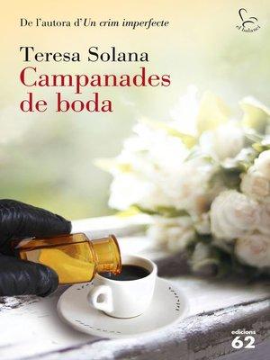 cover image of Campanades de boda