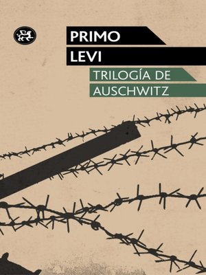 cover image of Trilogía de Auschwitz