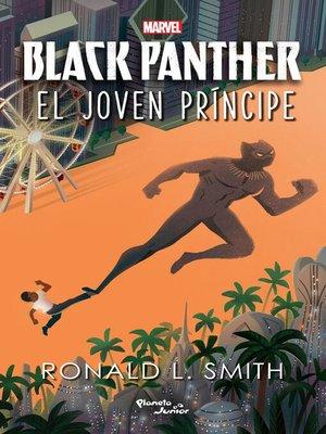 cover image of Black Panther. El joven príncipe