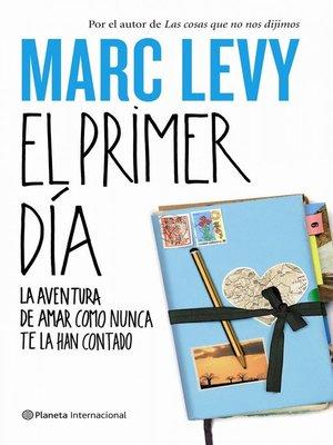 cover image of El primer día