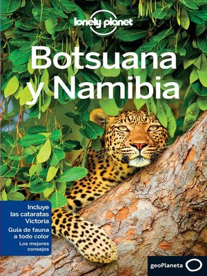 cover image of Botsuana y Namibia 1