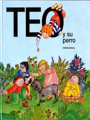 cover image of Teo y su perro