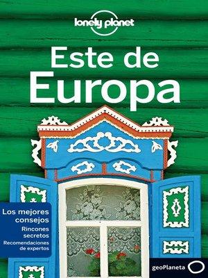 cover image of Este de Europa 1