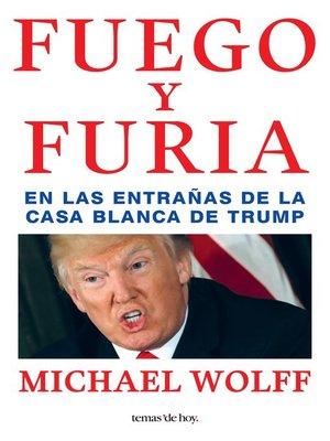 cover image of Fuego y furia (Edición Latam)