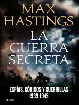 cover image of La guerra secreta