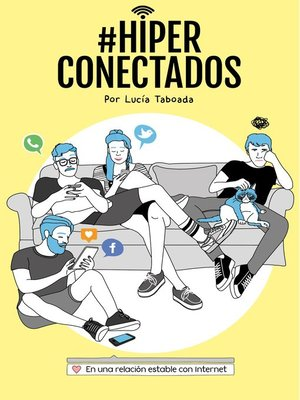 cover image of #Hiperconectados