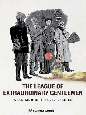 cover image of The League of Extraordinary Gentlemen