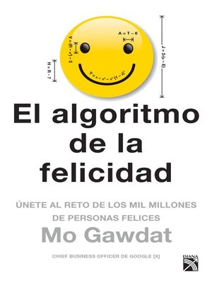 cover image of El algoritmo de la felicidad (Edición mexicana)