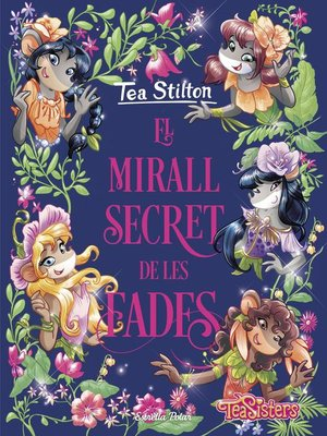 cover image of El mirall secret de les fades