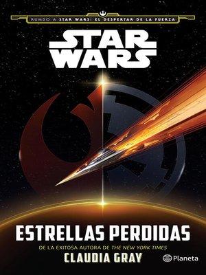 cover image of Star Wars. Estrellas perdidas