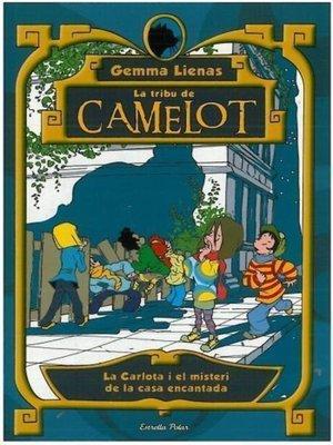 cover image of La Carlota i el misteri de la casa encantada