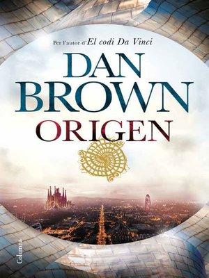 cover image of Origen (Edició en català)