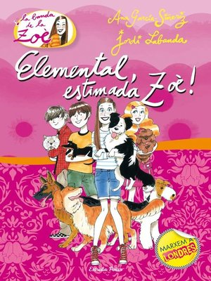 cover image of Elemental, estimada Zoè