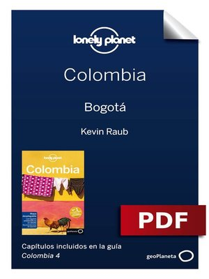 cover image of Colombia 4_2. Bogotá