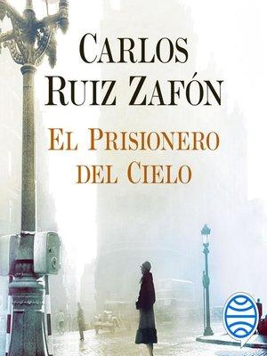 cover image of El Prisionero del Cielo
