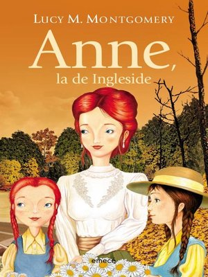 cover image of Anne, la de Ingleside