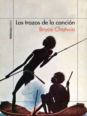 cover image of Los trazos de la canción