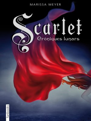 cover image of Cròniques lunars II. Scarlet