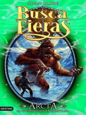 cover image of Arcta, el Gigante de la montaña